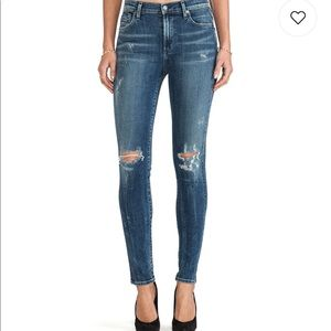 Citizens of Humanity High Rise Jeans Skinny 26